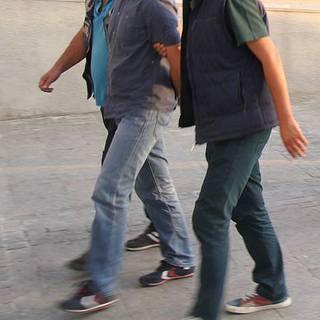 Ardahan'da 15 asker tutuklandı