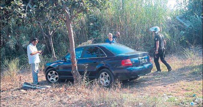 Polisi alarma geçiren araç