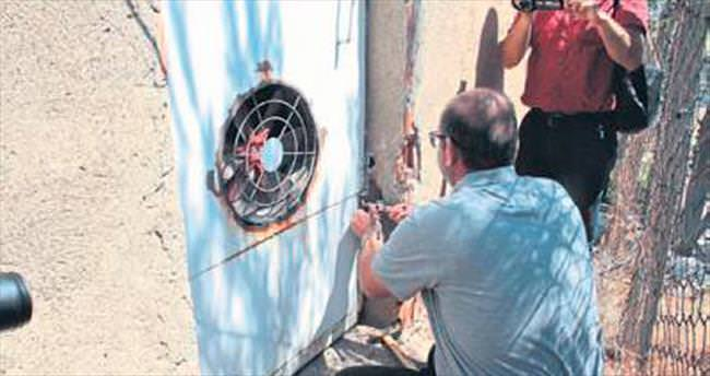 Burdur'da vericiler mühür altına alındı
