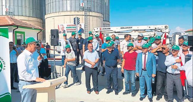 Türkiye'de ilk lisanslı depo hizmete sunuldu
