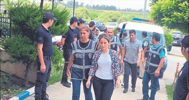 Ceyhan'da 10 hâkim ve savcı tutuklandı