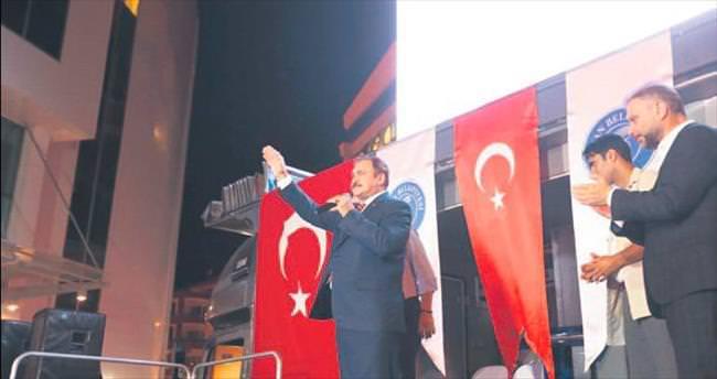 Eroğlu:'Şanlı Kazan' diyelim