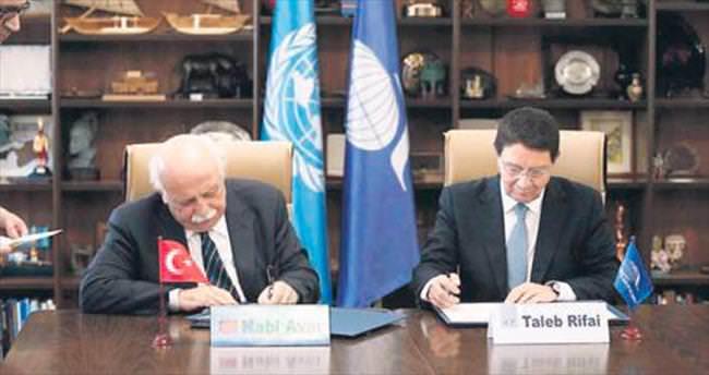 BM Dünya Turizm Örgütü: Türkiye'ye gidin