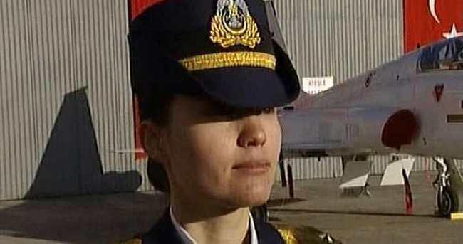 İşte FETÖ'cü kadın pilotun ilk ifadesi!
