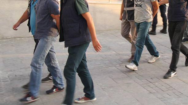 Ardahan'da 15 asker tutuklandı!