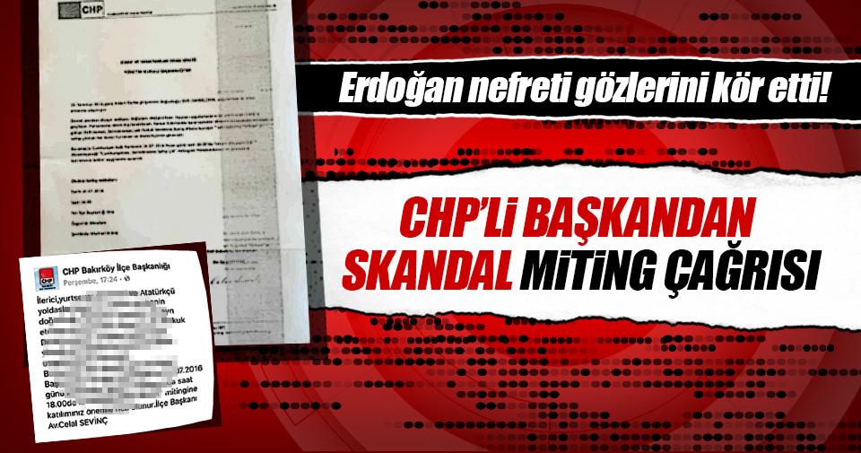 Erdoğan nefreti gözlerini kör etti!