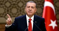 Erdoğan'ın Türkiye-AB KİK temsilcilerini kabulü