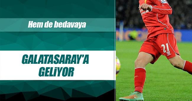 Lucas Leiva, bedavaya Galatasaray'a geliyor