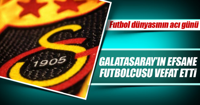 Galatasaray'ın efsane ismi Bülent Eken vefat etti