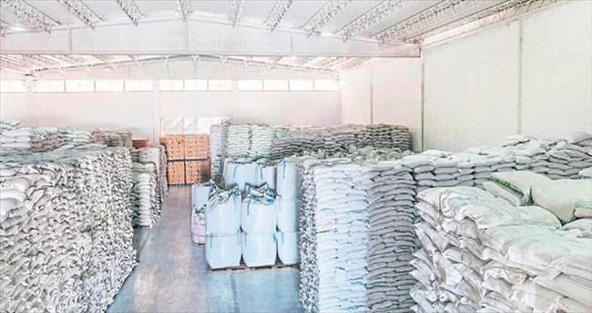 12 bin ton ürününe Fetö'cüler el koydu