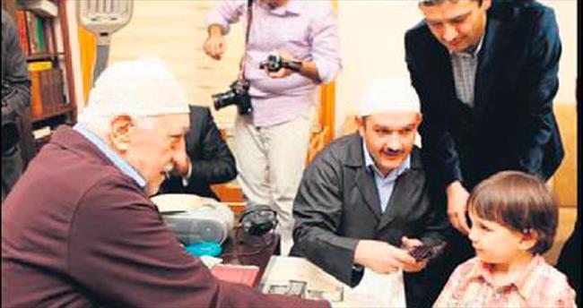 Gülen'in sağ kolu ifade vermiyor