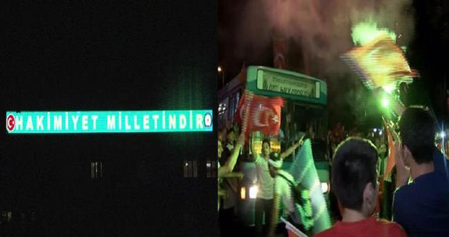 İstanbul Emniyeti'nden anlamlı jest