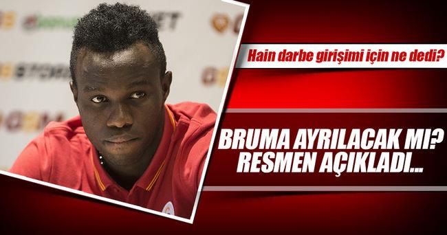 Bruma: Burada mutluyum, kalıyorum