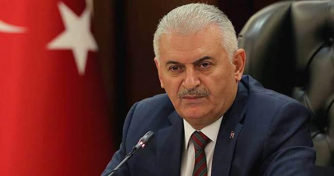 Başbakan Yıldırım:TSK'da yeniden yapılanmaya gideceğiz