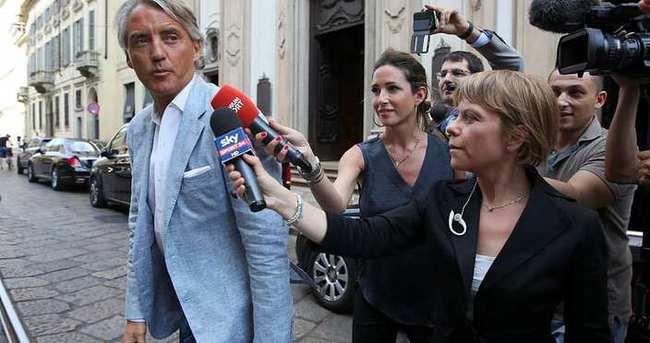 Mancini, Inter'den ayrılıyor