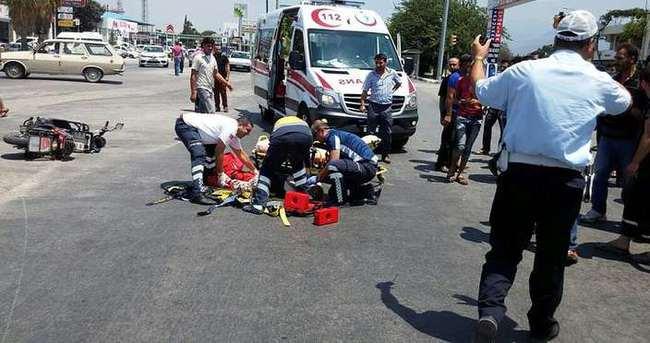 TIR'ın altında kalan bisikletli öldü