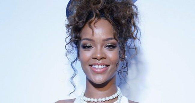 O dizide Rihanna sürprizi