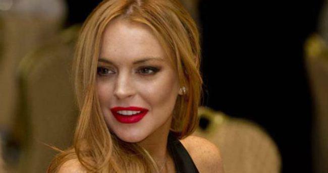 Lindsay Lohan'ın çığlıkları apartmanı inletti
