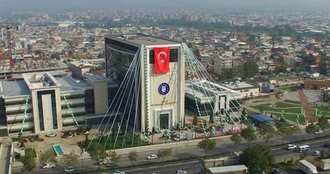 Bursa Büyükşehir Belediyesi'nde 10 kişi gözaltında