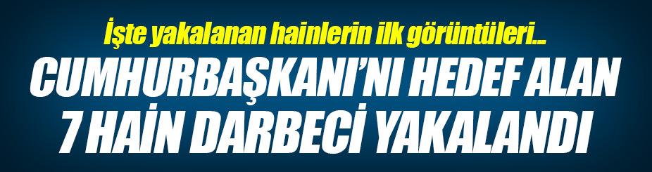 Marmaris'te aranan darbecilerden 7'si daha yakalandı