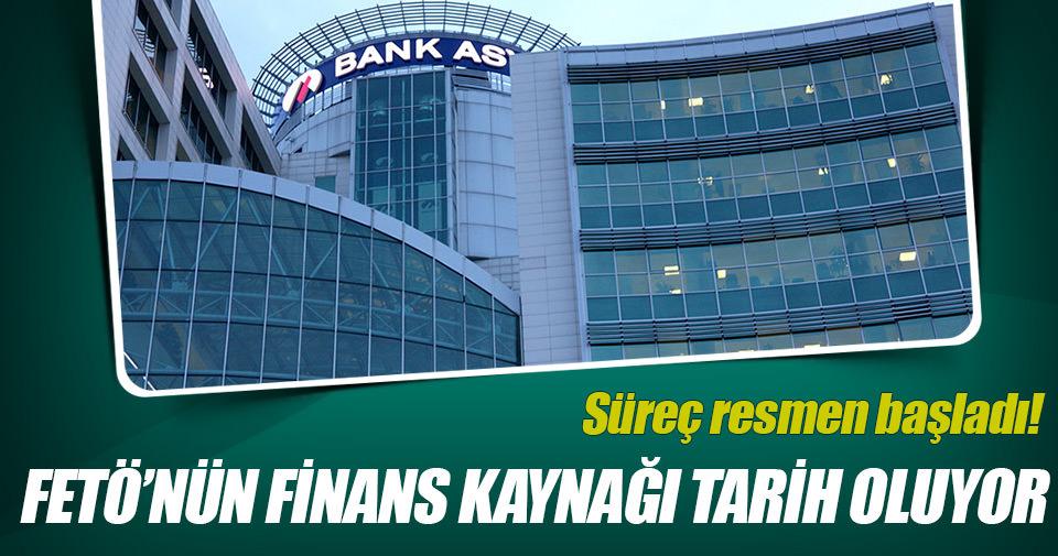Bank Asya tarih oluyor