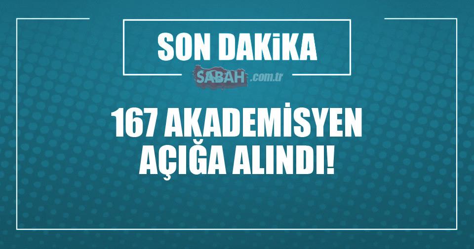 Konya Selçuk Üniversitesi'nde 177 kişi açığa alındı