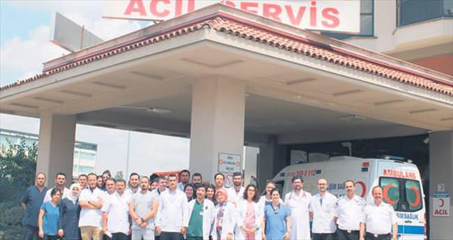Acil servis çalışanlarının gözünden '15 TEMMUZ'