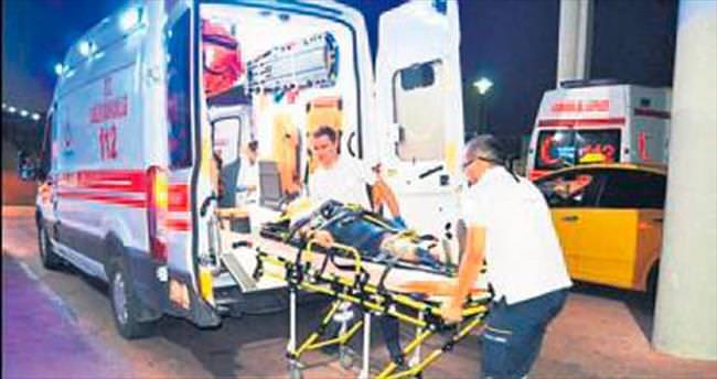 Ayvalık Müftüsü kazada yaralandı