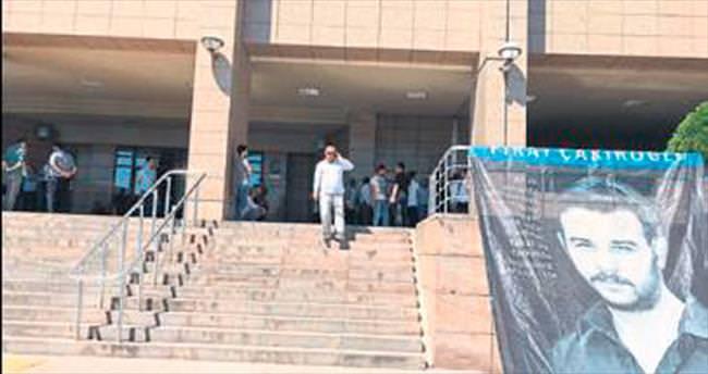 Üniversitede cinayet davası devam ediyor