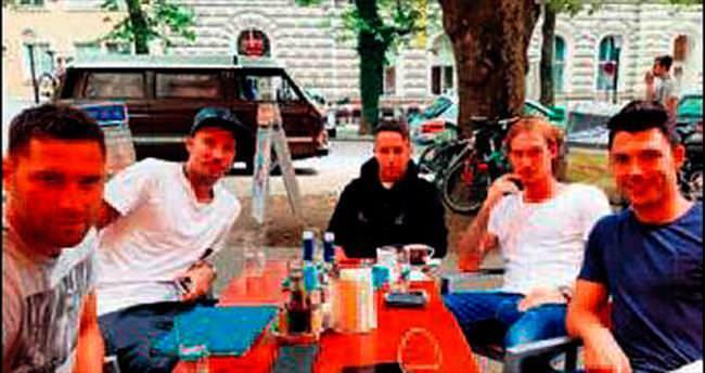 Avusturya'da kahve keyfi...