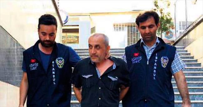 Sala okuyan imama saldıran palalı yakalandı