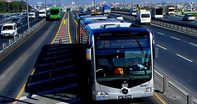Ücretsiz toplu taşıma uzatıldı