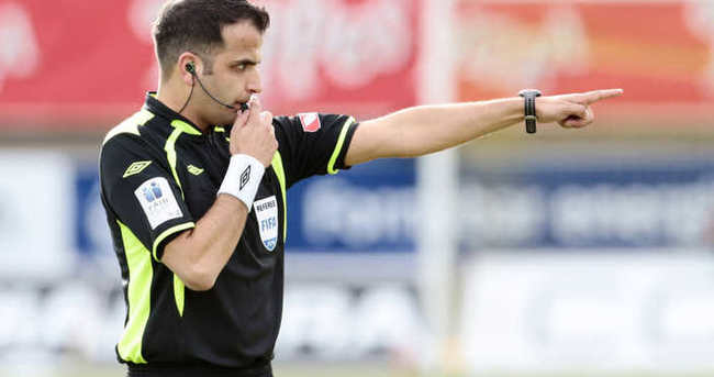 İşte Medipol Başakşehir - Rijeka maçının hakemi