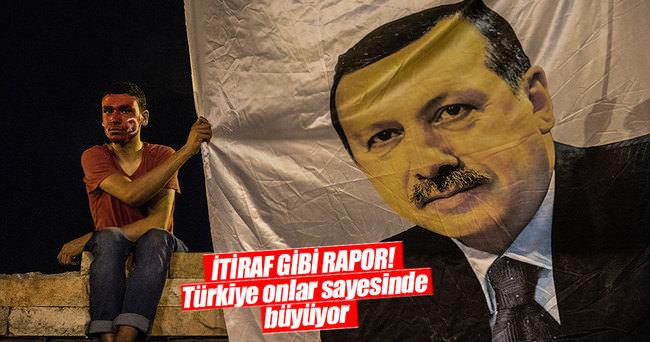 Türkiye göçmenler sayesinde yüzde 0.3 fazla büyüdü
