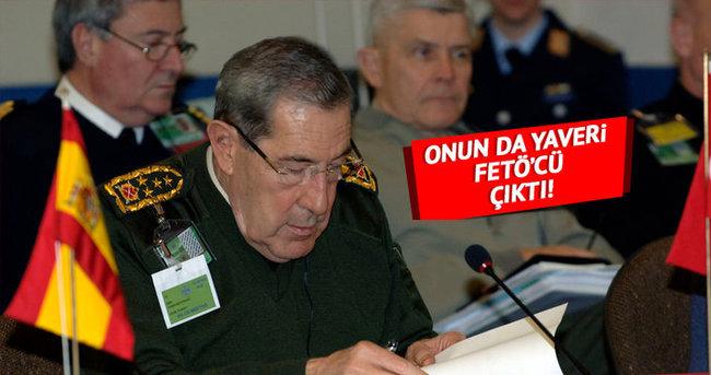 Yaşar Büyükanıt'ın yaveri de FETÖ'cü çıktı!