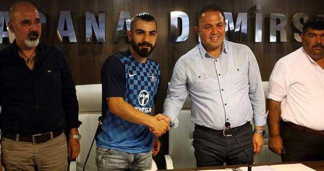 Sercan Kaya'dan Adanaspor gafı!