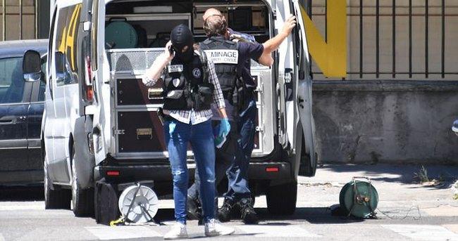Nice'deki terör saldırısı