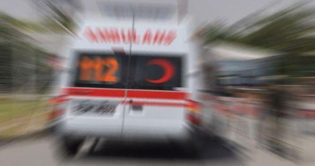 Van'da patlama: 1 ölü