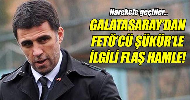 Galatasaray Kulübü, FETÖ'cü Hakan Şükür'ü disipline sevk etti!