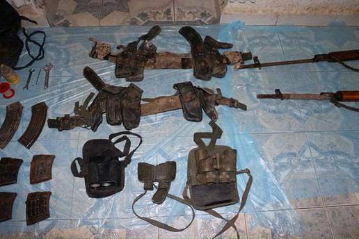 Nusaybin'de çok sayıda silah ve mühimmat ele geçirildi!