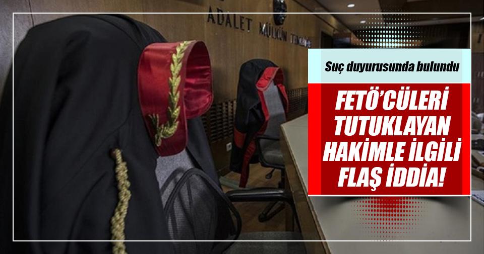 FETÖ'cüleri tutuklayan hakime suikast girişimi iddiası!