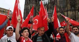 Almanya'da Darbeye Karşı Demokrasi Mitingi düzenlenecek