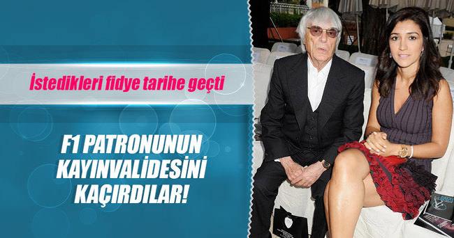 BERNİE'NİN KAYINVALİDESİ KAÇIRILDI!