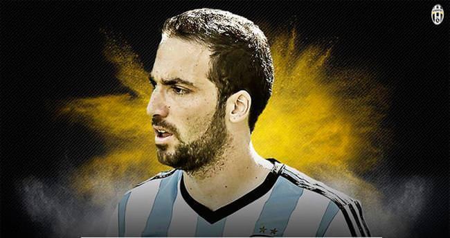 Juventus, Higuain transferini duyurdu