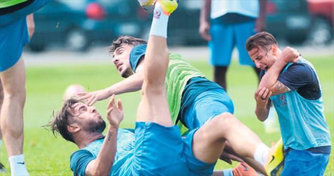 Trabzonspor'da şanssız sakatlık
