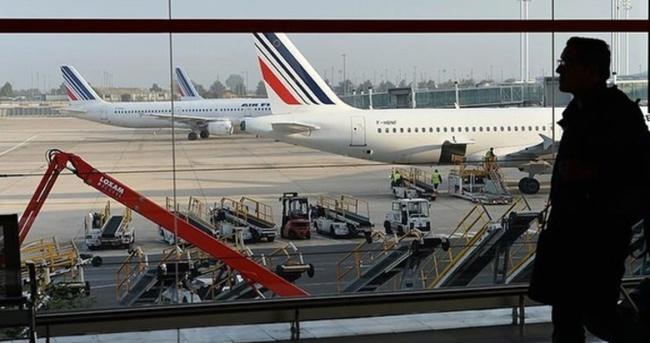 Air France çalışanları greve gidiyor