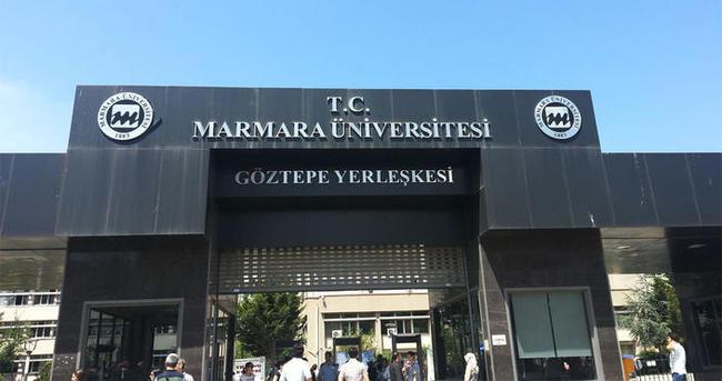 Marmara Üniversitesi'nde 84 kişi görevinden uzaklaştırıldı