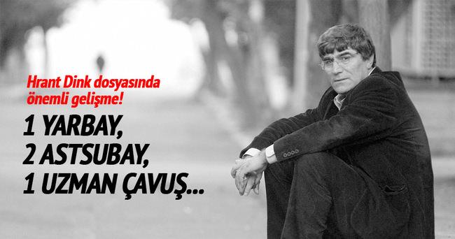 Hrant Dink cinayetiyle ilgili 4'ü asker 5 kişi gözaltında