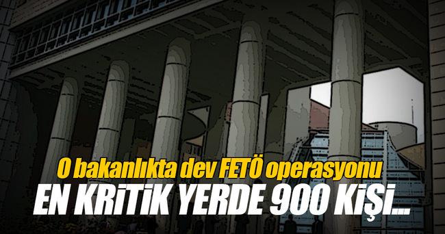 Çalışma Bakanlığı'nda 1.180 kişi açığa alındı