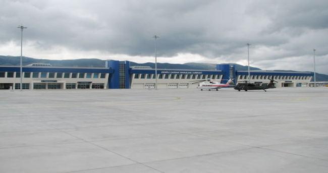 Çardak Havaalanı Müdürü Tuğral görevden uzaklaştırıldı